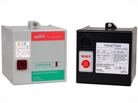 azbil R4750B(discontinued) is replaced with the Yamataha R4750B